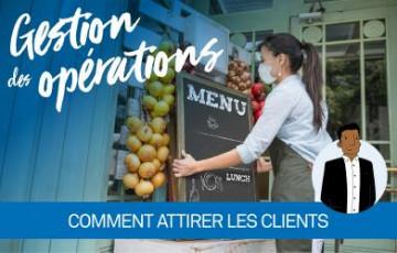 Réouverture des restaurants : 4 conseils pour attirer les clients
