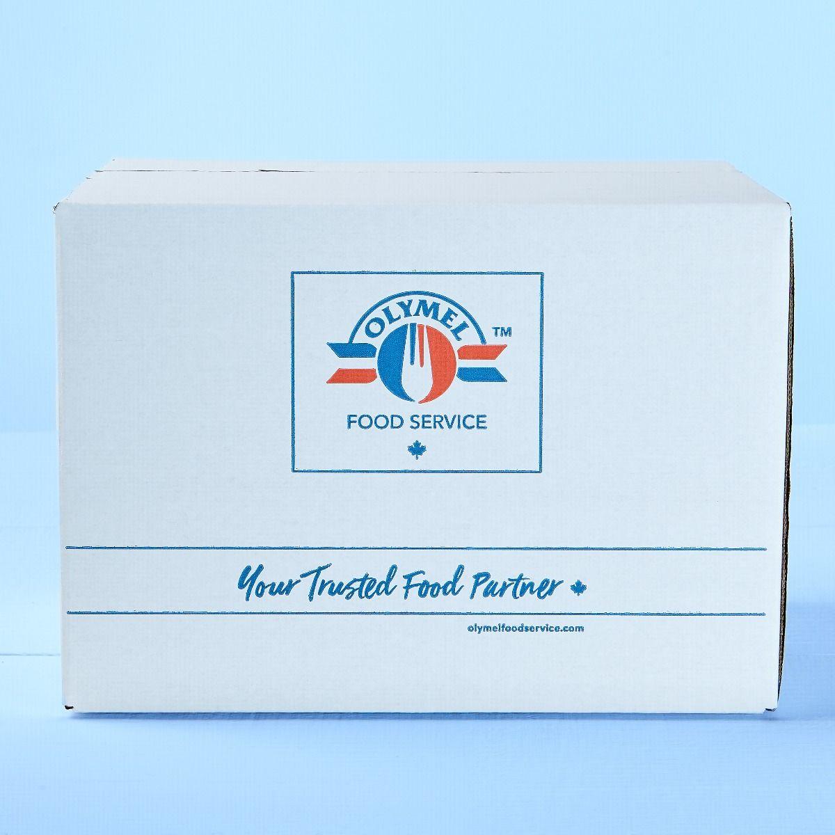 Cubes de poitrine de dindon, entièrement cuits (assaisonnés)