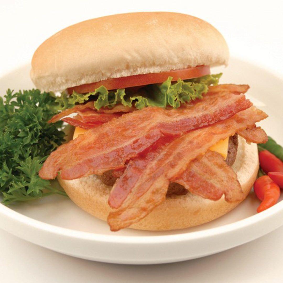 Centre-cut bacon (16-18 sl/lb)