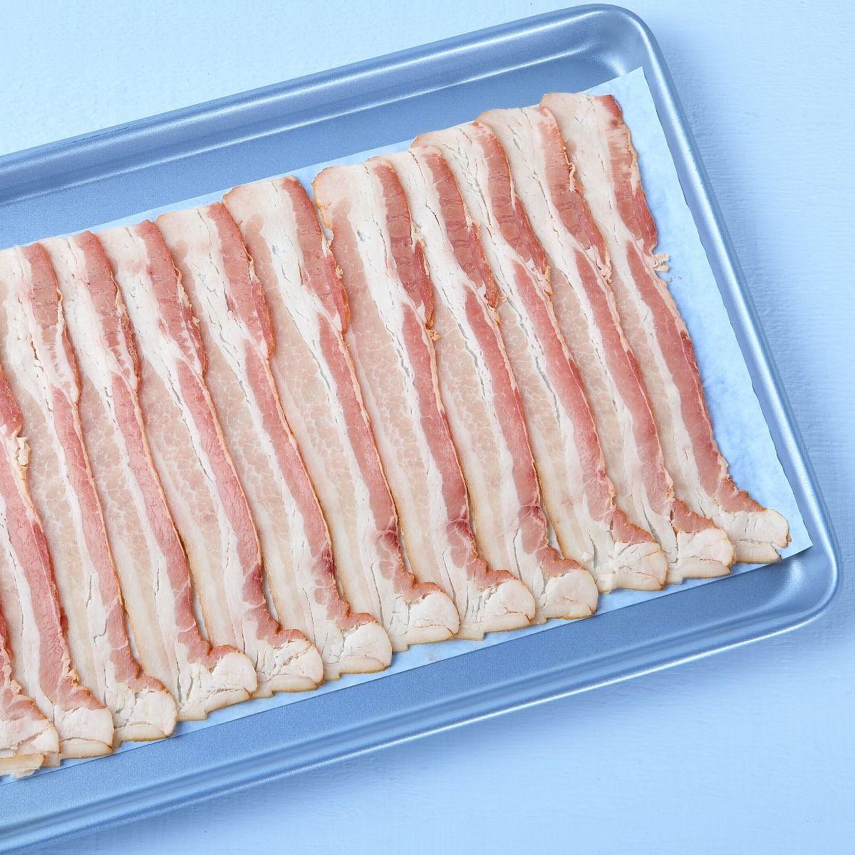 Bacon18-22 étalé