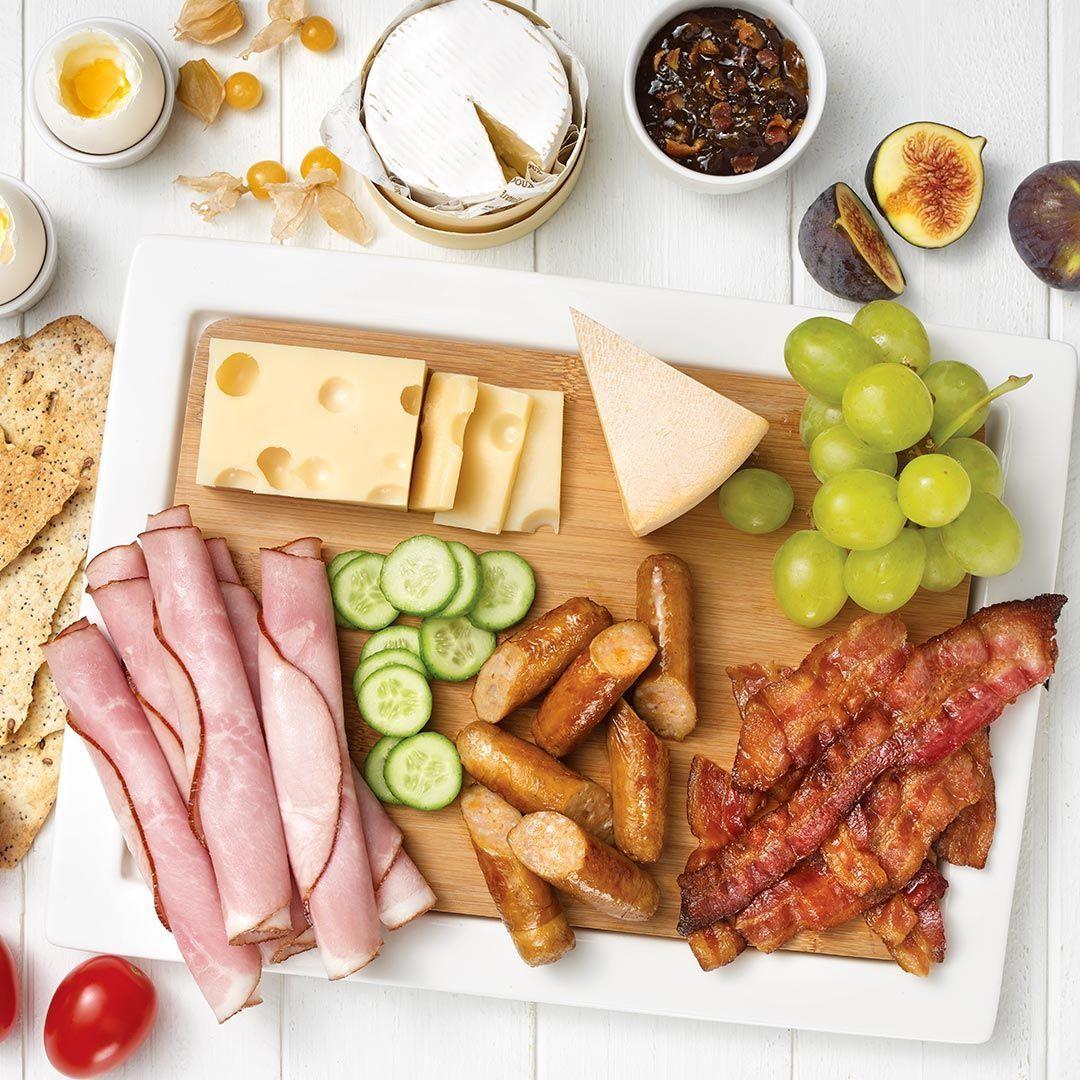 Bacon étalé (18-22 tr/lb)