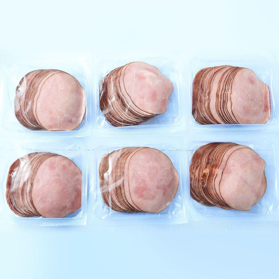 Sliced Black Forest smoked ham (500 g)
