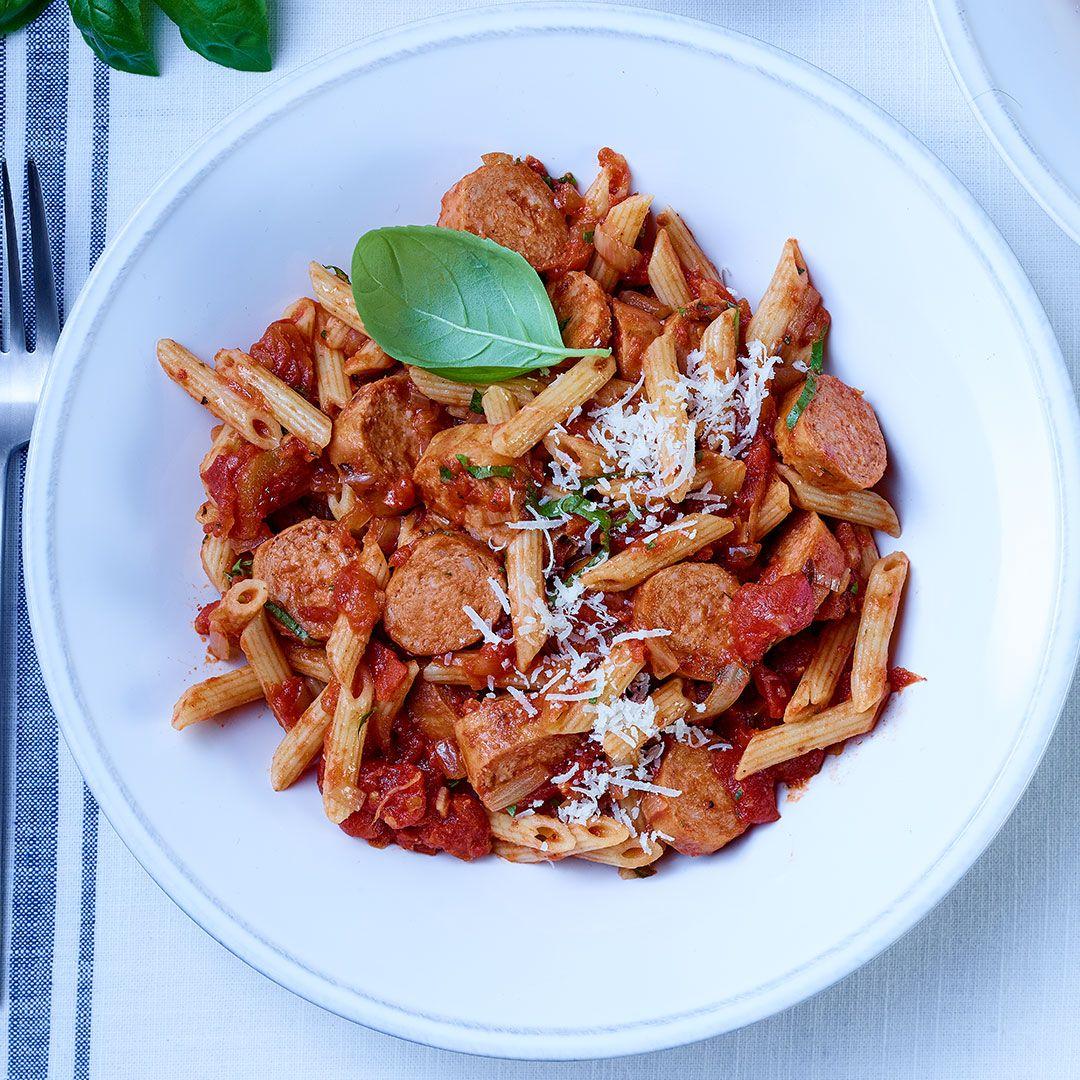 Saucisses italiennes douces