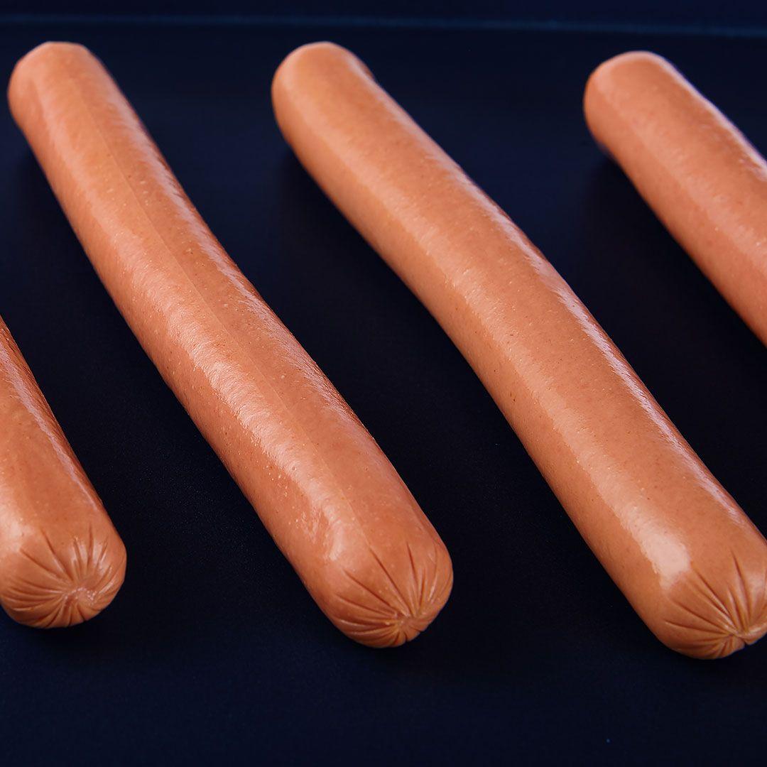 Saucisses fumées 7po (8/lb)
