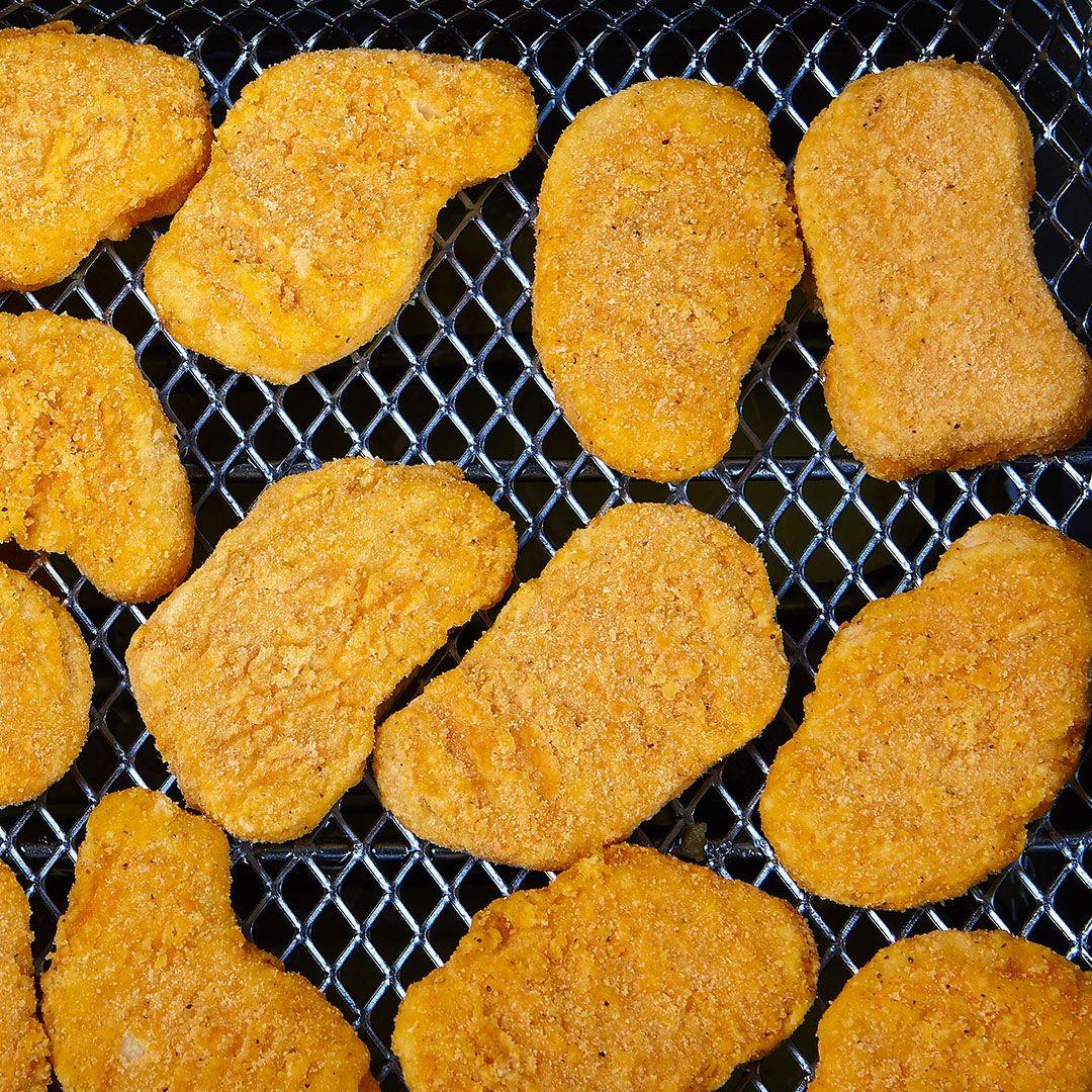 Croque-Tonnerre, pépites de poitrine de poulet panées