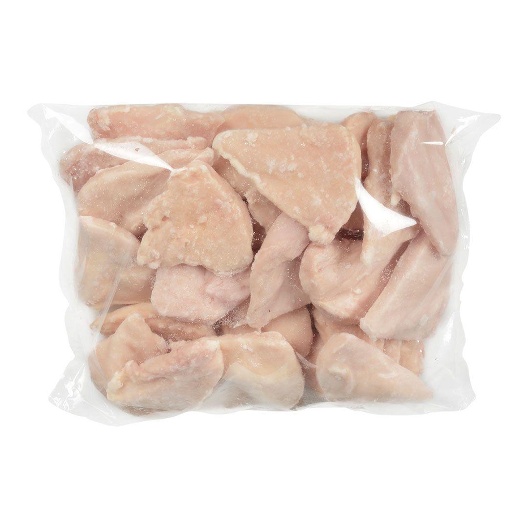 Boneless, skinless chicken breasts (seasoned, 5-6 oz)