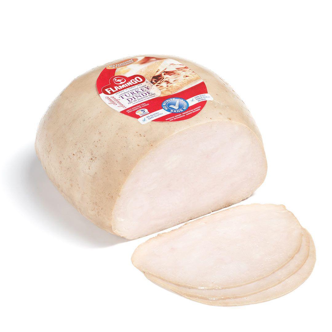 Smoked turkey breast roast, fully cooked