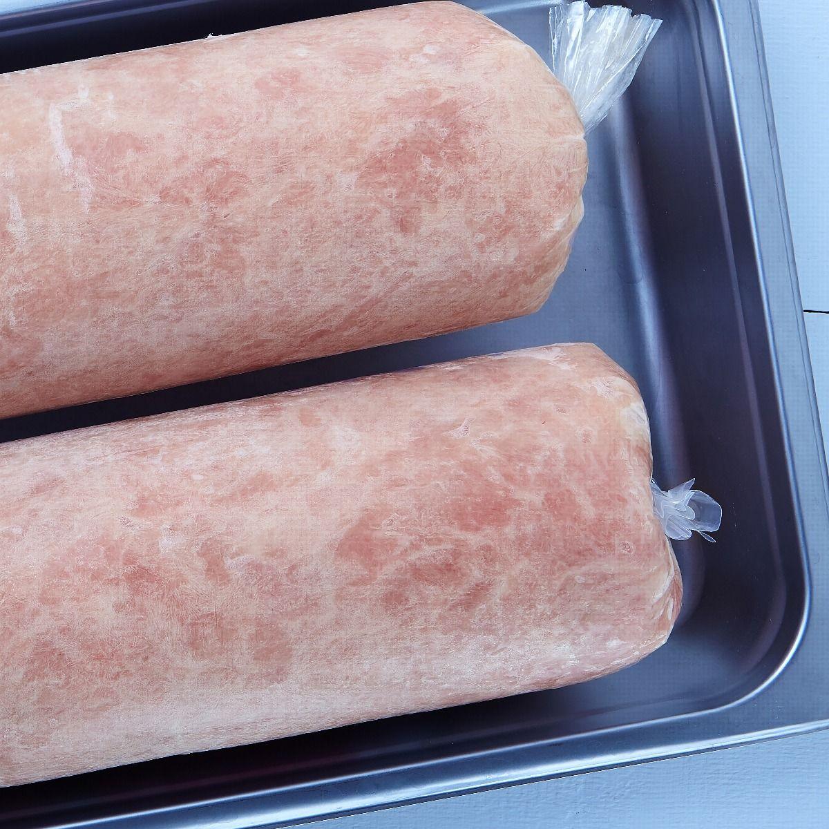 Boneless turkey breast roast (seasoned)