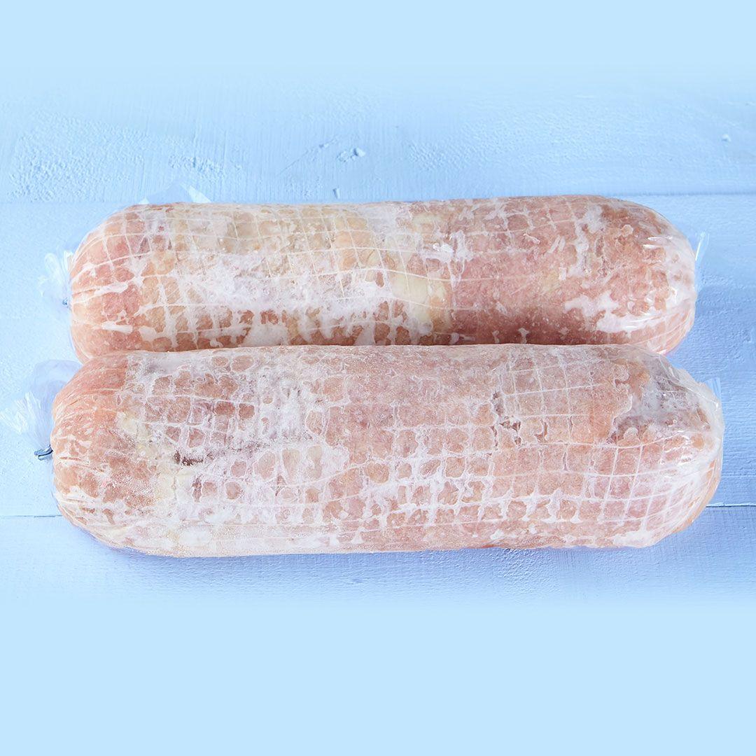Rôti de poitrine de dindon désossé, sans sel ajouté