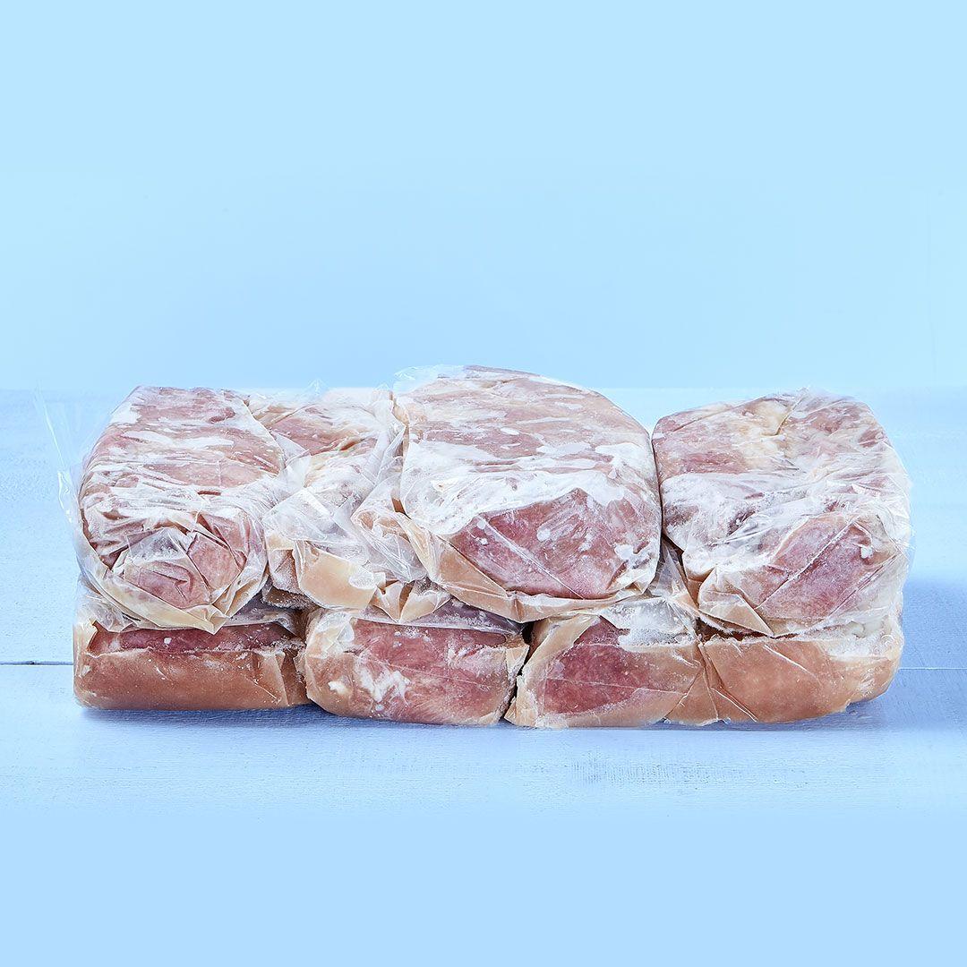 Hauts de cuisse de dindon désossés, sans peau (assaisonnés)