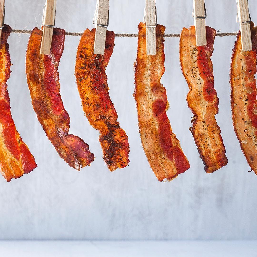 Centre-cut bacon (18-22 sl/lb)