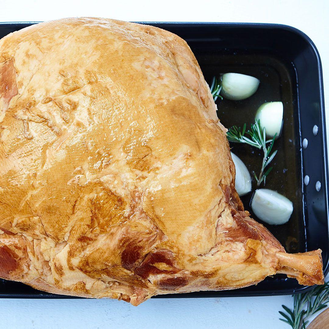 Smoked ham (bone-in)