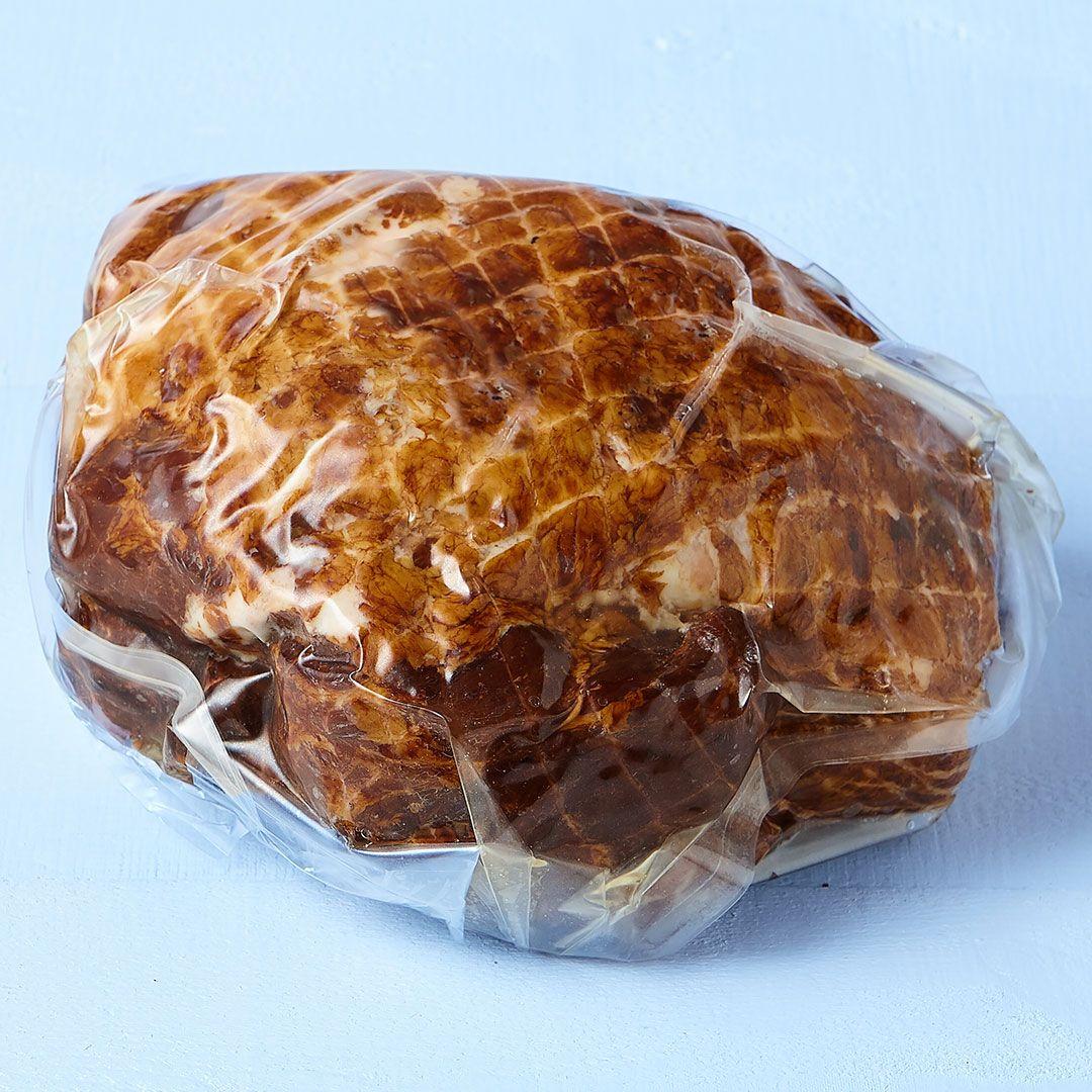 Master Carve semi-boneless smoked ham