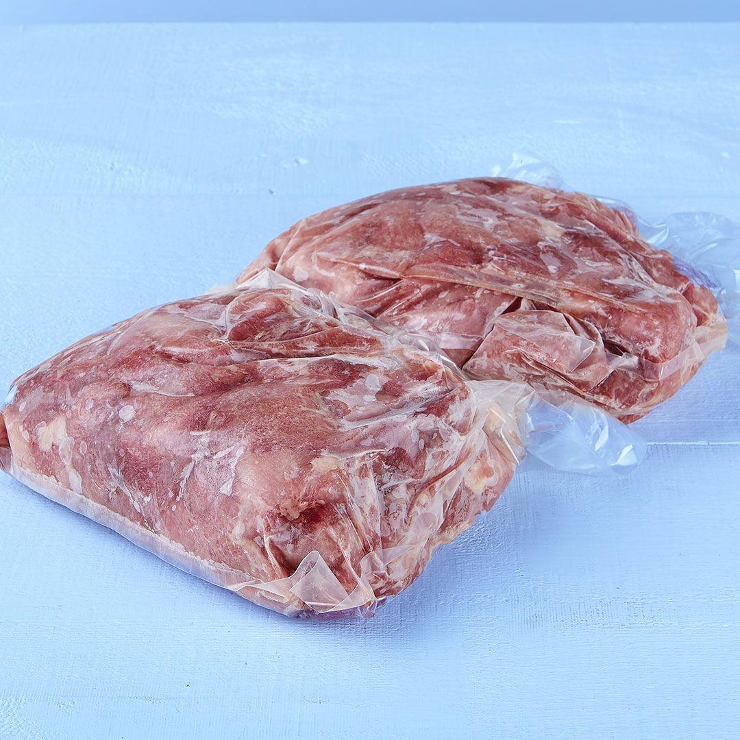 Extra-lean pork cubes