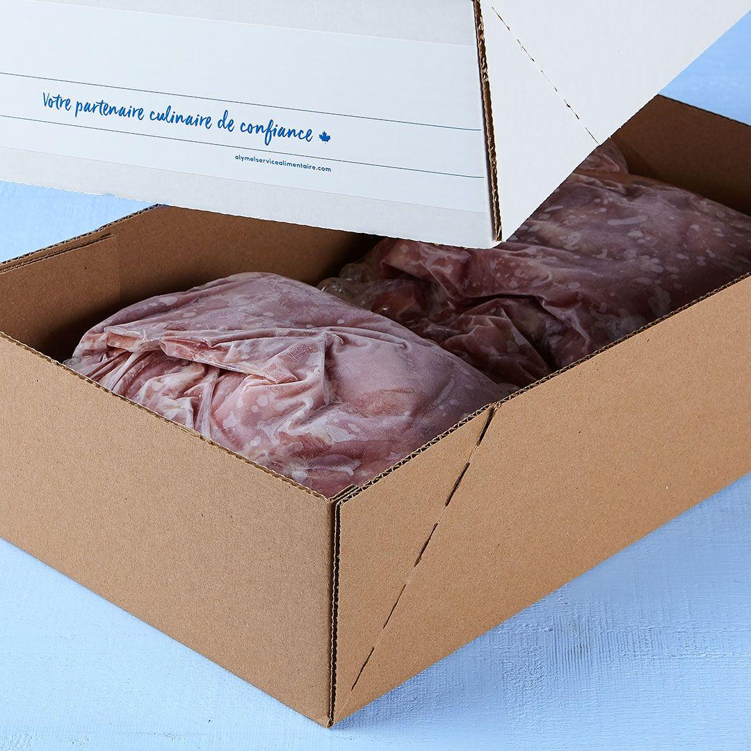 Cubes de porc extra-maigre