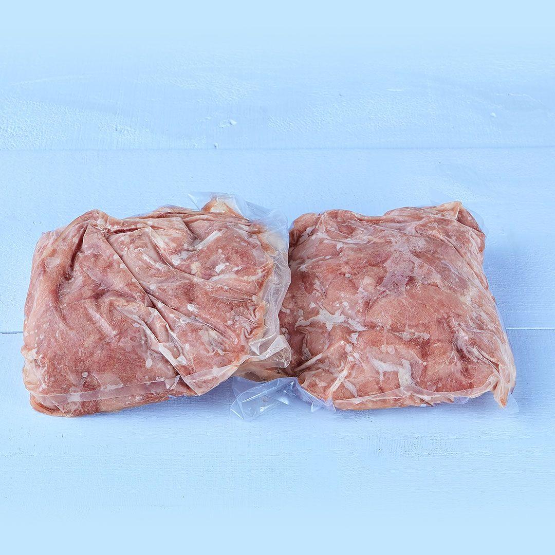 Lanières de porc (2 x 2,5kg)