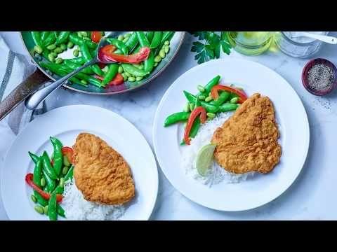 Boneless chicken breasts (seasoned, 5 oz)