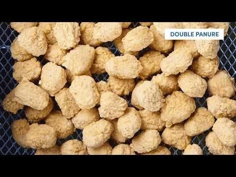 Bouchées de poulet Croque-Tonnerre