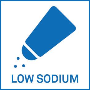 Icon - Low sodium