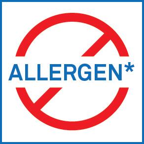 Icon - Allergen-free