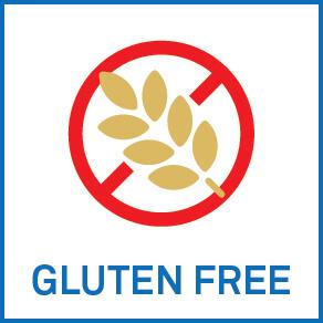 Icon - Gluten-free