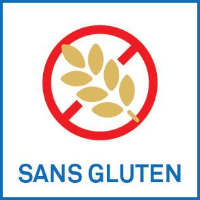 Icon - Sans gluten