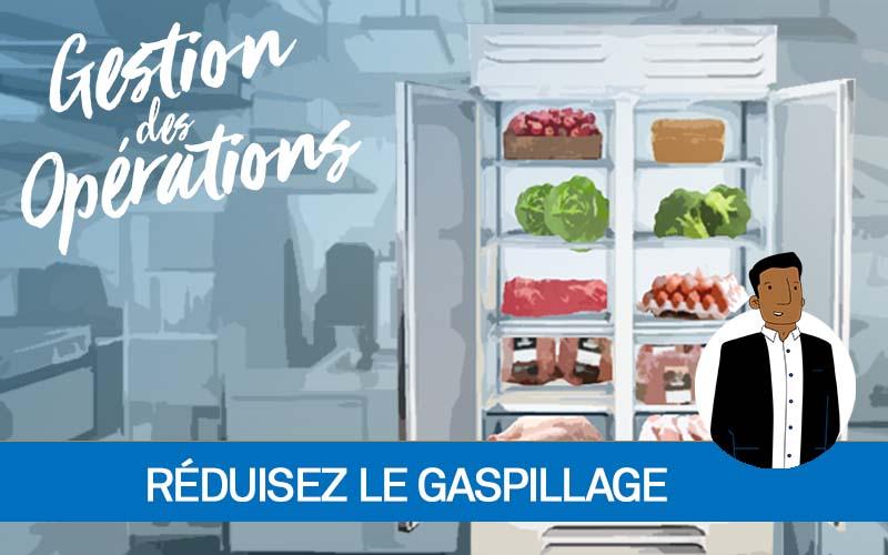 Bien gérer le frigo pour réduire les pertes alimentaires