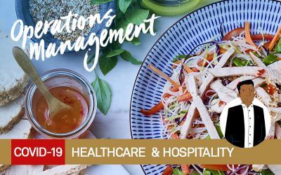 Healthcare establishments: how to optimize meal preparation
