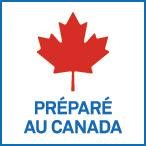 Préparé au Canada