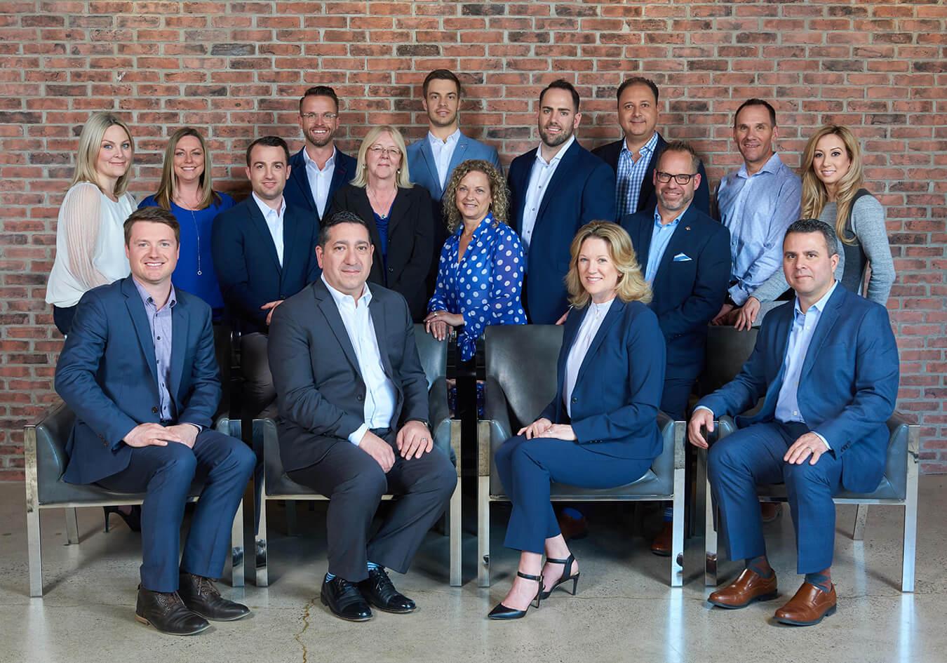 Ontario's team