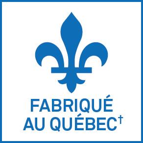 Préparé au Québec