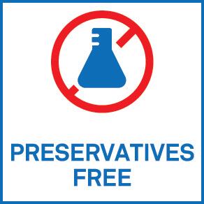 Preservatives Free