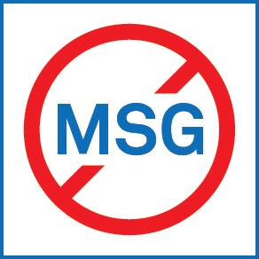 MSG-free