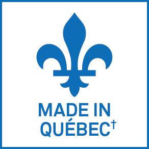 Prepared in Quebec